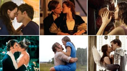 Ezek a filmtörténelem legemlékezetesebb csókjelenetei