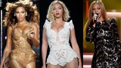 Ezek voltak Beyoncé eddigi legjobb fellépőruhái