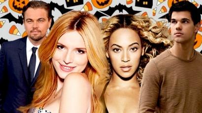 Ezeknek öltöztek be a sztárok az idei halloweenre – II. rész
