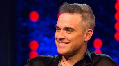 Ezért adta fel a halételek fogyasztását Robbie Williams