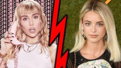 Ezért szakított Miley Cyrus új barátnőjével