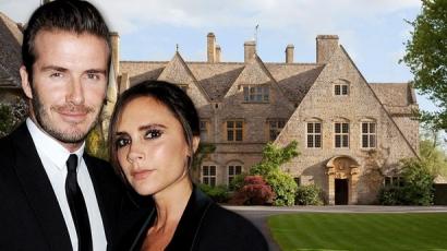 Ezt a házat vásárolnák meg Beckhamék - fotók
