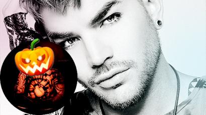 Ezt a tökfaragást egy Adam Lambert rajongótól neked is látnod kell!