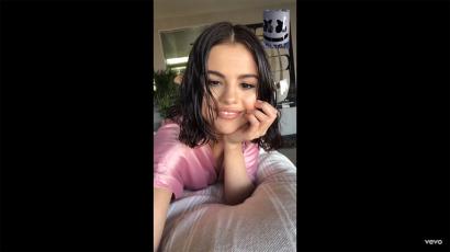FaceTime-mal forgatta le új klipjét Selena Gomez