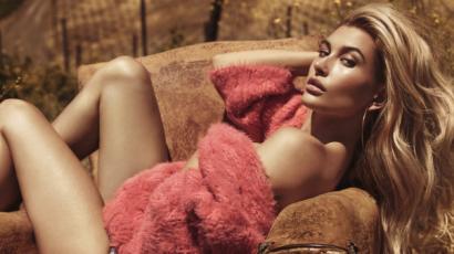 Falatnyi bikiniben mutatta meg kifogástalan alakját Hailey Baldwin