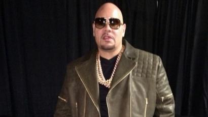 Fat Joe túl fiatalnak tartotta magát az apasághoz