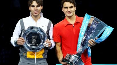 Federer megnyerte 5. világbajnoki címét