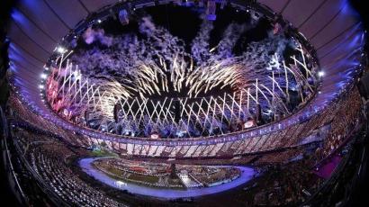 Féktelenül buliztak az olimpikonok