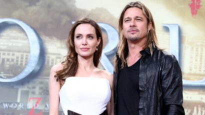 Fél év után ismét szóba áll egymással Angelina Jolie és Brad Pitt