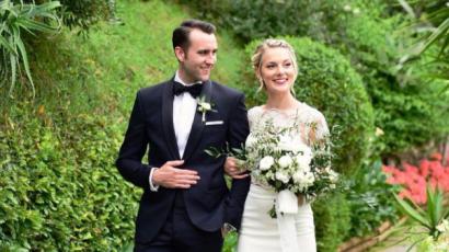 Feleségül vette barátnőjét a Harry Potter sztárja