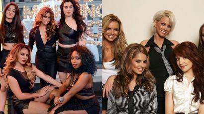 Félig kint van a melle, mégis k*rvásnak nevezte a Fifth Harmonyt a Girls Aloud sztárja