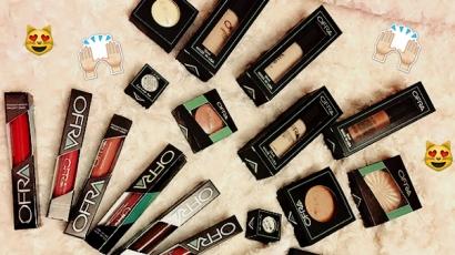 Feltörekvő márkák nyomában: OFRA Cosmetics – leteszteltük!