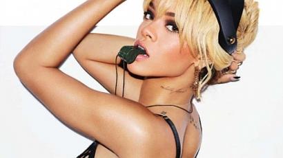 Fenéktetkót villantott Rihanna