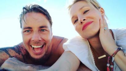 Férje egyszer lepattintotta Kristen Bellt egy másik nőért