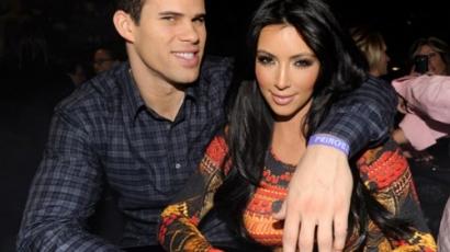 Férjhez ment Kim Kardashian