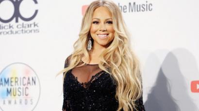 Fia hozta kínos helyzetbe Mariah Carey-t