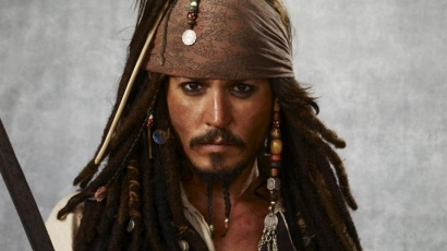 Forgatásra lopóztak be a Johnny Depp-rajongók