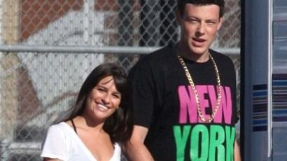 Már forgatják a Glee második évadját