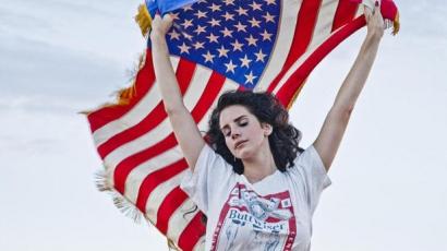 Fotós perelte be Lana Del Reyt