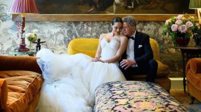 Friss képek Katharine McPhee esküvőjéről!