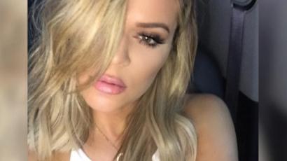 Frizurát váltott Khloe Kardashian