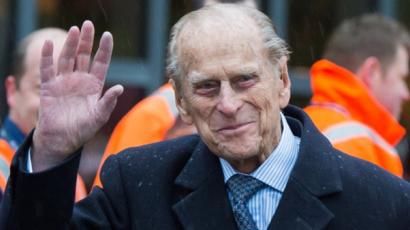 Fülöp herceg elhagyta a kórházat