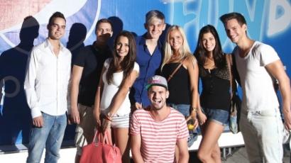 FUNBALL Arénában mérték össze tudásukat a sztárok