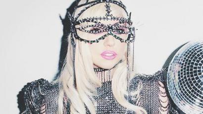 Vibrátort kapott ajándékba Lady Gaga