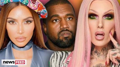 Furcsa: Jeffree Starral kavart Kanye West?