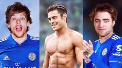 Furcsa trió: Robert Pattinson, Zac Efron és Louis Tomlinson egymás ellen küzd meg