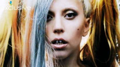 Ijesztően néz ki Lady Gaga foga