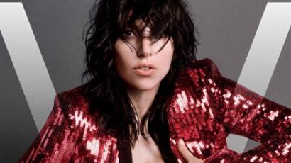Gaga ismét pucér fotókkal sokkol