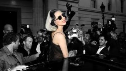 Gaga történelmet írt Twitteren