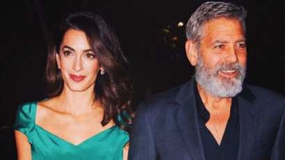 """George Clooney: """"Amal mindent megváltoztatott az életemben"""""""
