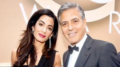 George Clooney apa lesz! Felesége ikreket hord a szíve alatt