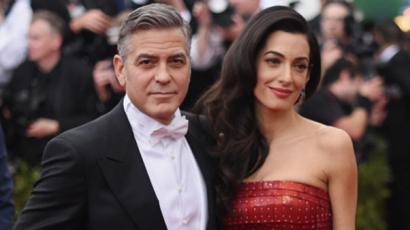 George Clooney édesanyja elárulta, milyen neműek lesznek az unokái