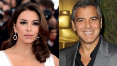 George Clooney Eva Longoriát akarja