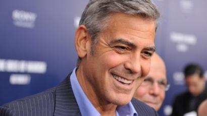 """George Clooney: """"Öngyilkos akartam lenni"""""""