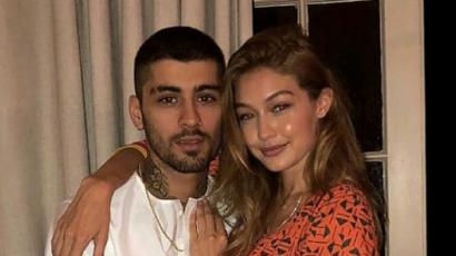 Gigi Hadid és Zayn Malik megerősítette: ismét járnak