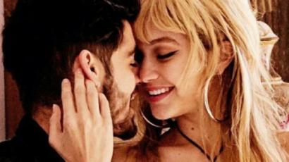 Gigi Hadid fotózta Zayn Malikot a Versace új kampányához