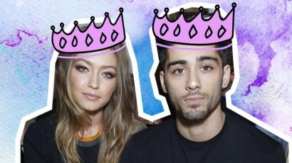 Gigi Hadid jobban szereti szólóban Zayn Malikot, mint a One Direction énekeseként