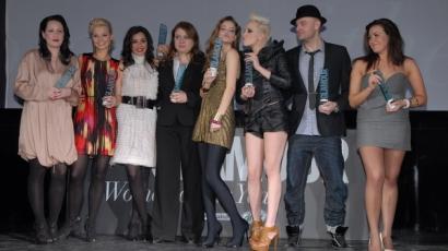 Kiosztották a 2011-es Glamour-díjakat