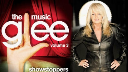 Glee  toplistára küldte Bonnie Tyler dalát