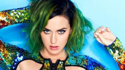 Globális címlapot kapott Katy Perry