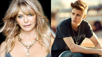 Goldie Hawn aggódik Justin Bieberért