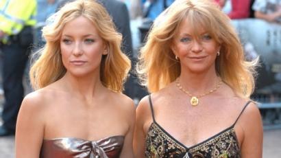 Goldie Hawn izgatott unokája miatt