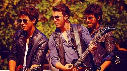 Gőz erővel dolgozik az új albumon a Jonas Brothers!