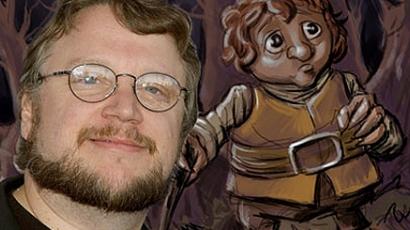 Guillermo del Toro 3D-ben hozza el A hobbitot