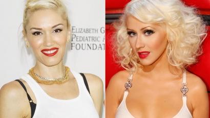 Gwen Stefani váltja Christina Aguilerát a Voice-ban