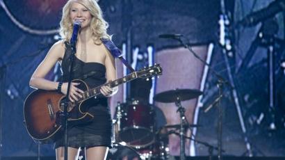Gwyneth Paltrow, mint énekes